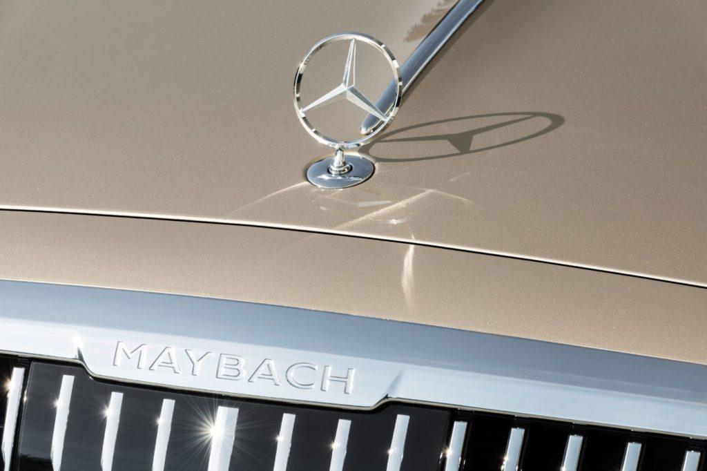 2022 Mercedes Maybach S 680 4MATIC Sedan 21