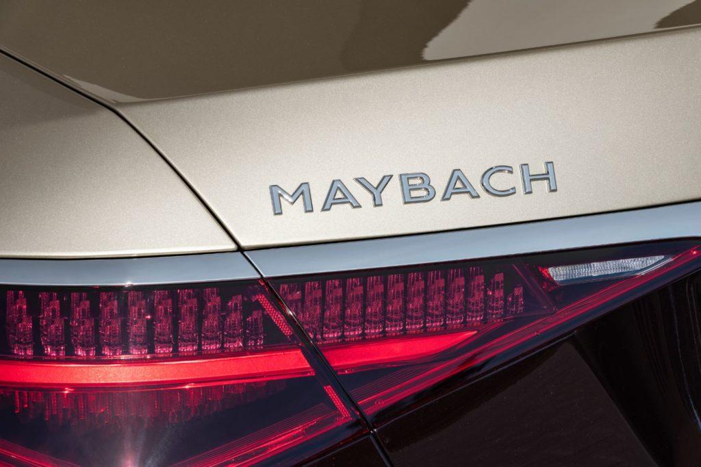 2022 Mercedes Maybach S 680 4MATIC Sedan 22