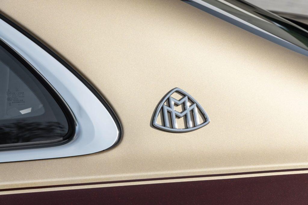2022 Mercedes Maybach S 680 4MATIC Sedan 24