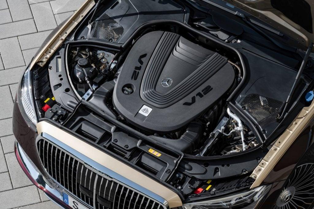 2022 Mercedes Maybach S 680 4MATIC Sedan 26