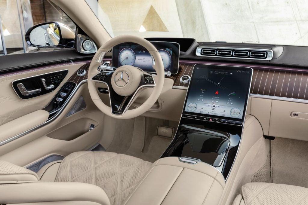 2022 Mercedes Maybach S 680 4MATIC Sedan 4