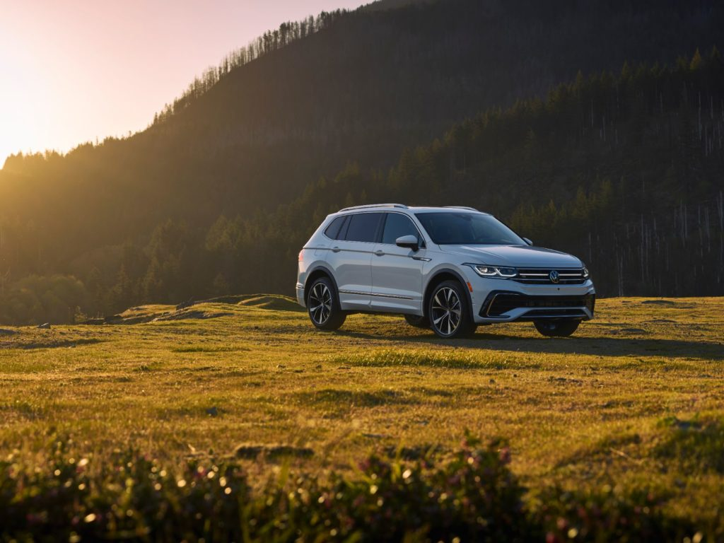2022 VW Tiguan 2