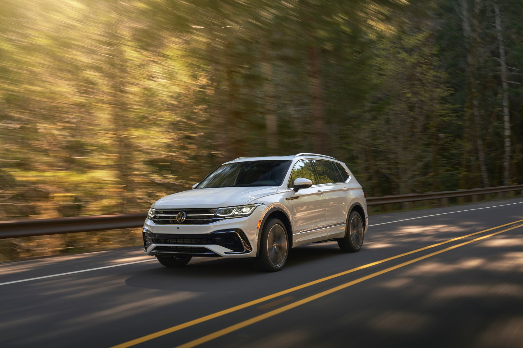 2022 Volkswagen Tiguan Video Tutorial Hosted by a VW Executive