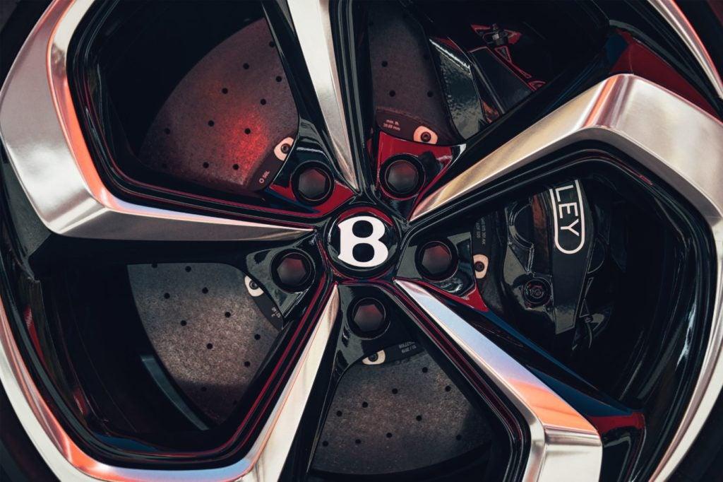 Bentayga S 12