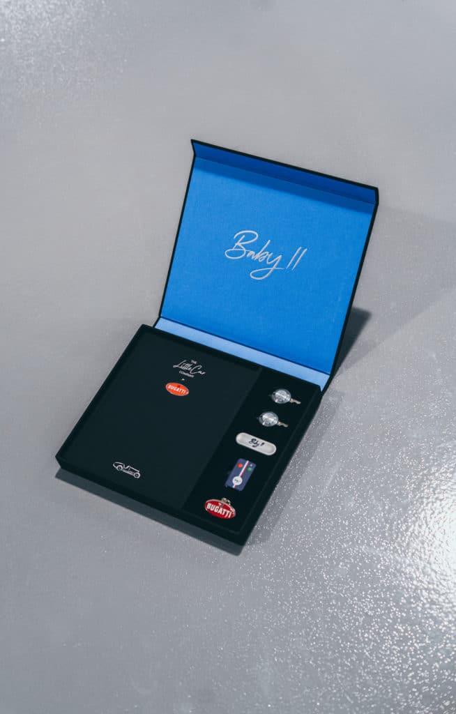 Bugatti Baby II 9