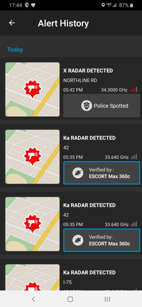 Escort Live App
