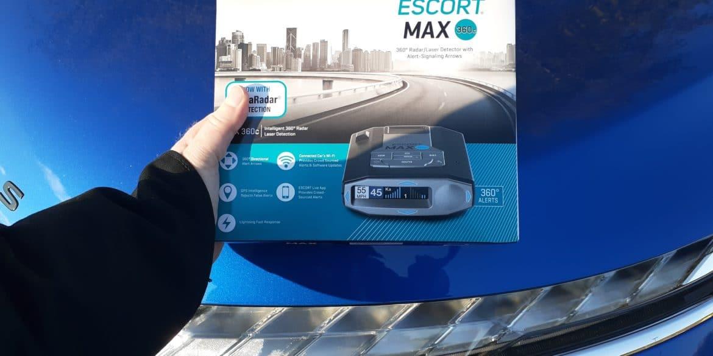 Escort MAX 360c 4