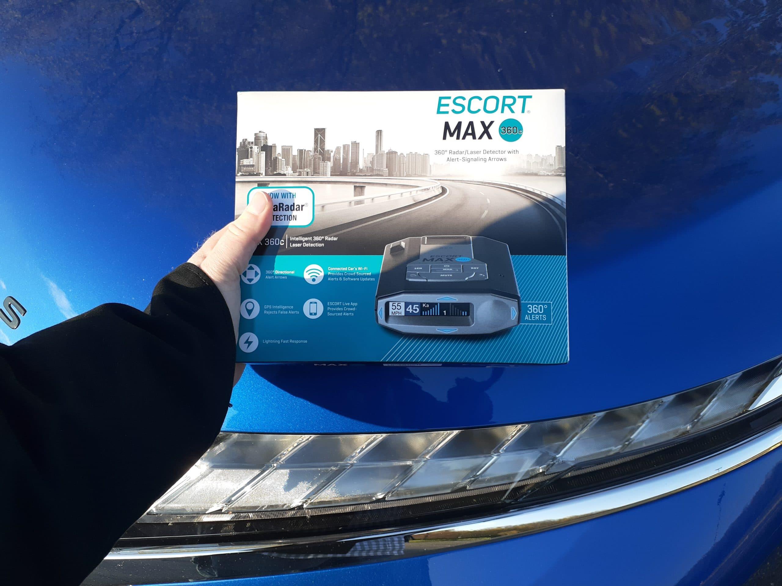 Escort MAX 360c 4 scaled