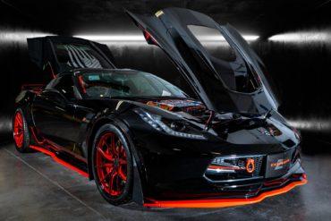 KARL Bad Boys Corvette 13 1