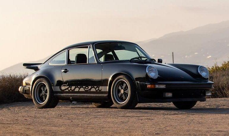 1975 Porsche 911 Carrera Omaze