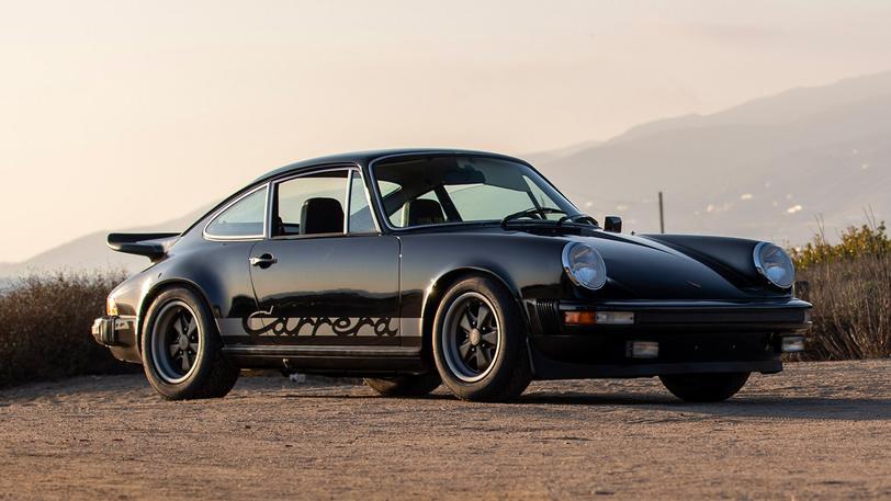 Win This 1975 Porsche 911 Carrera From Omaze!