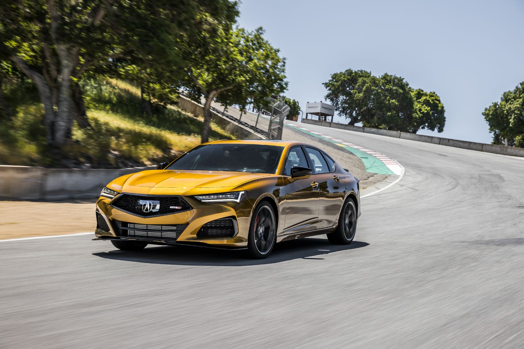 Go Behind The Scenes of The 2021 Acura TLX Type S & Its New Turbo V6