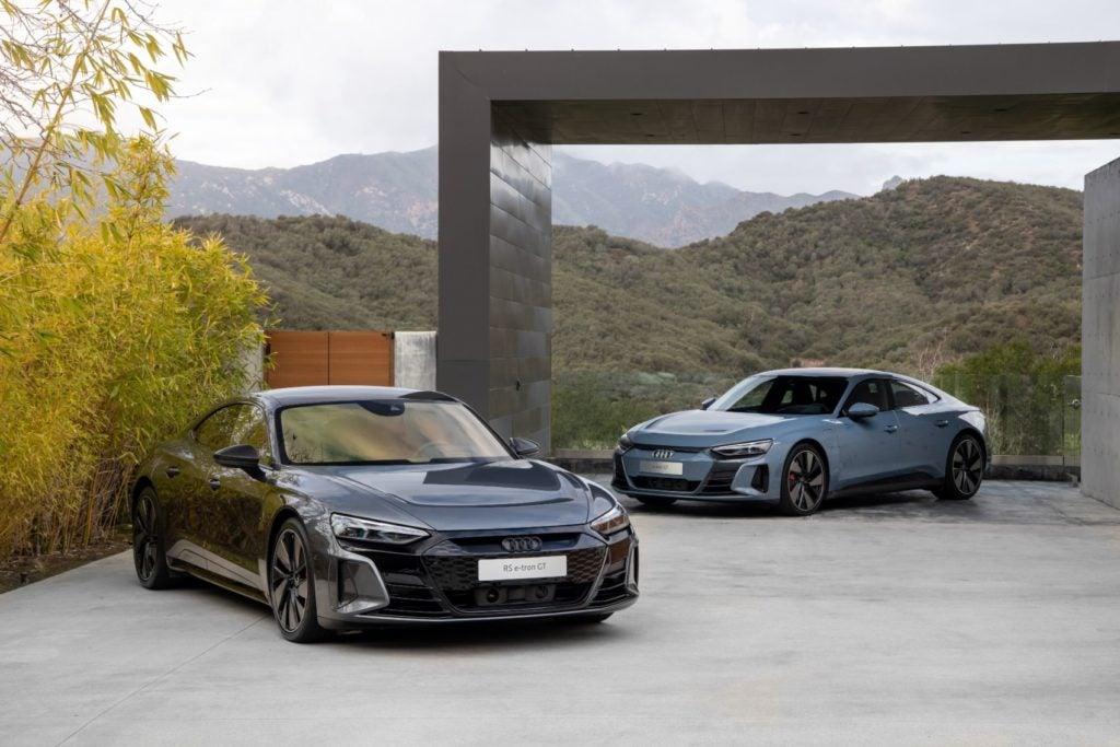 2022 Audi e-tron GT