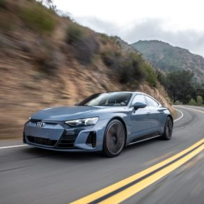 2022 Audi e tron GT