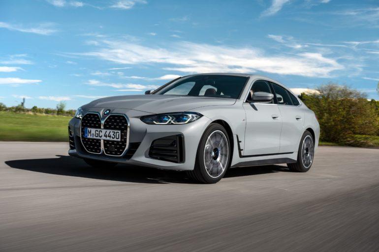 2022 BMW 4 Series Gran Coupe 1