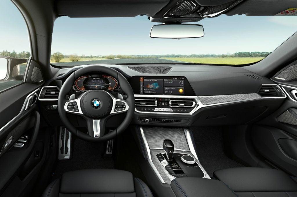 2022 BMW 4 Series Gran Coupe 10