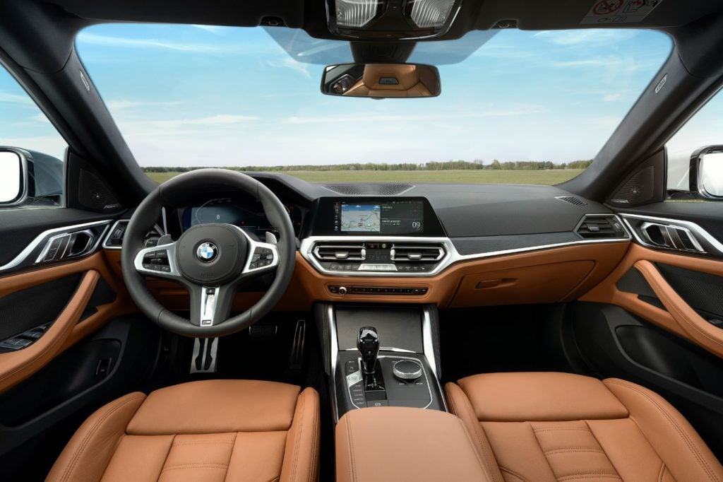 2022 BMW 4 Series Gran Coupe 5