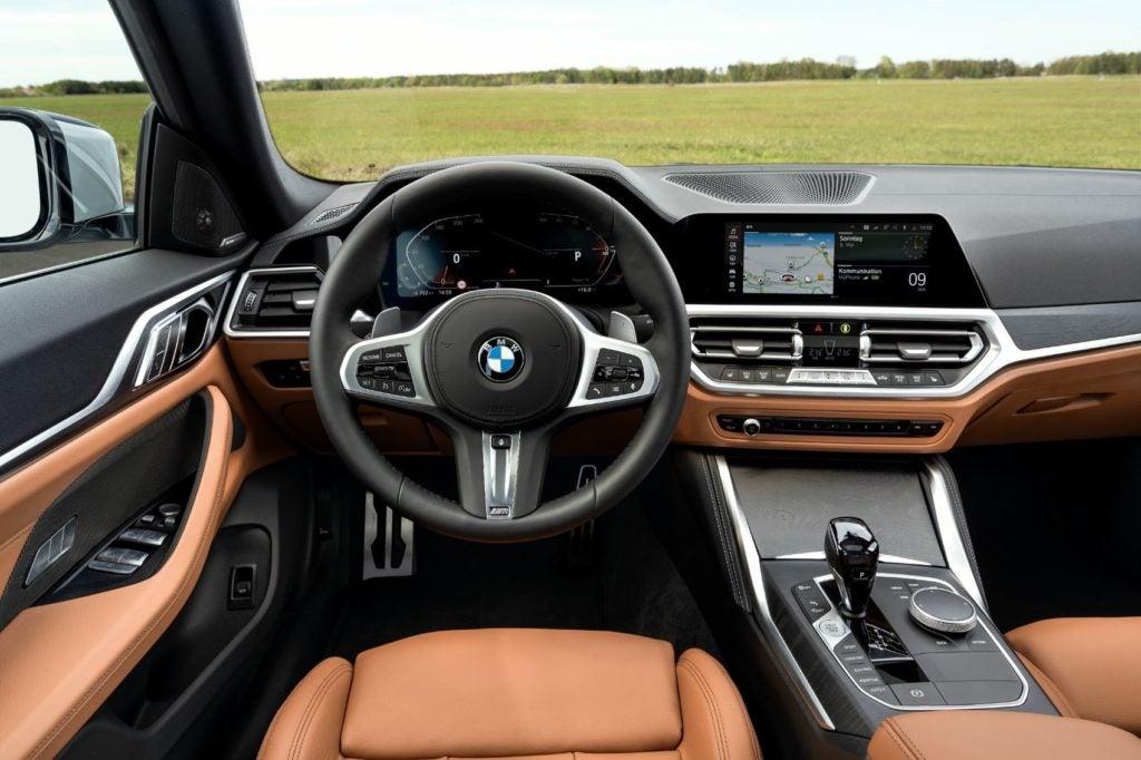 2022 BMW 4 Series Gran Coupe 6
