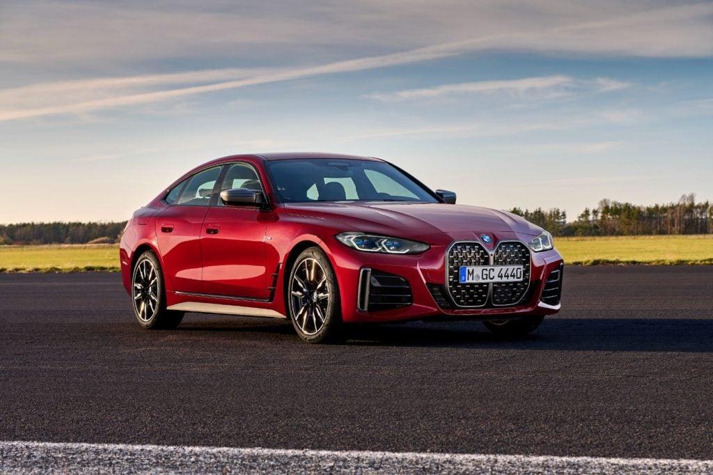 2022 BMW 4 Series Gran Coupe 7