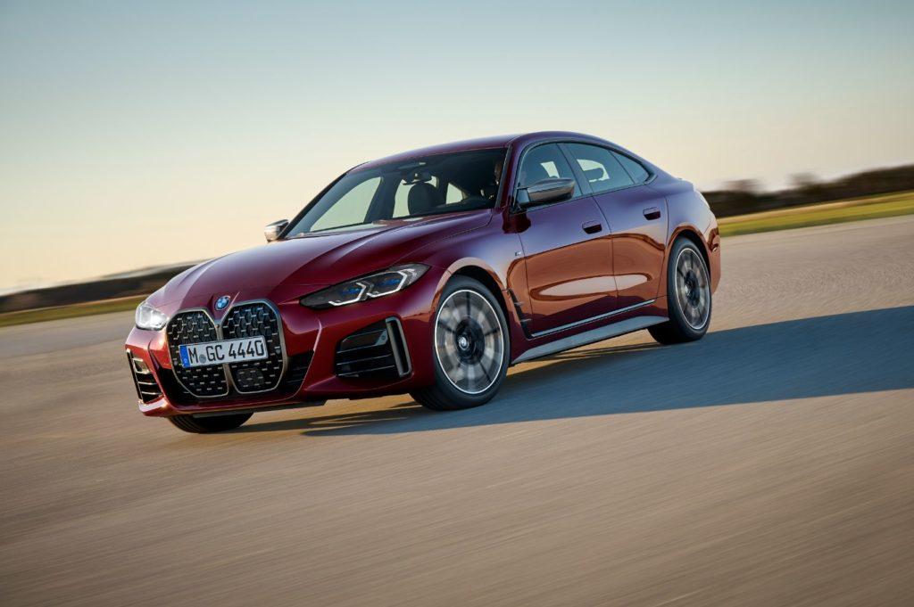 2022 BMW 4 Series Gran Coupe 8