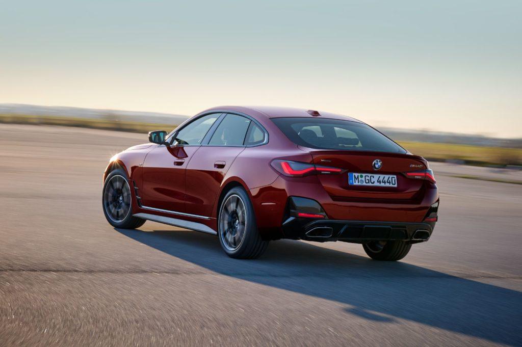2022 BMW 4 Series Gran Coupe 9