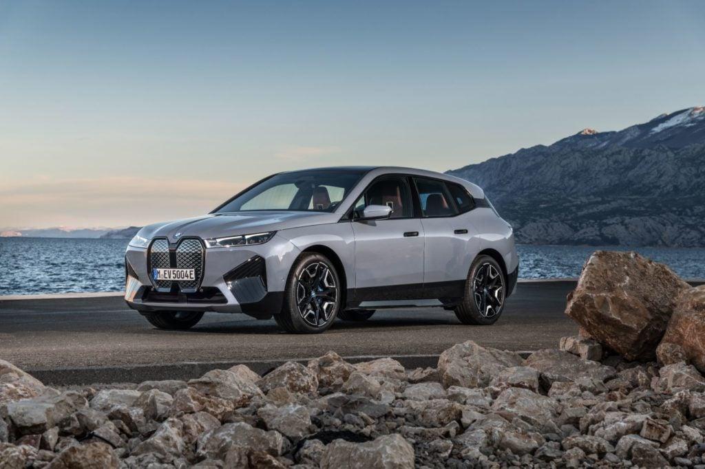 2022 BMW iX xDrive50 1