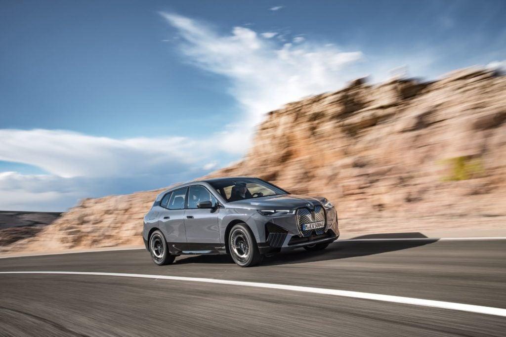 2022 BMW iX xDrive50 10