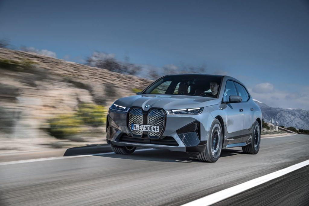 2022 BMW iX xDrive50 11