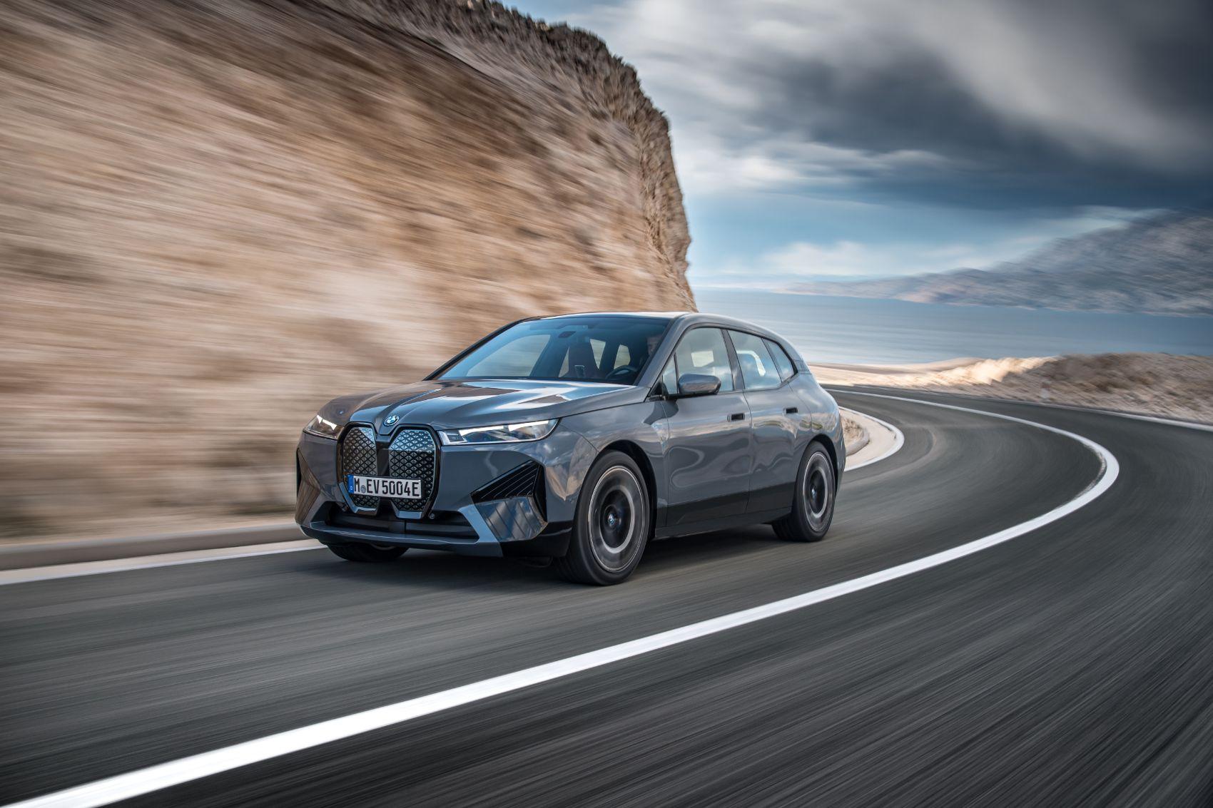 2022 BMW iX xDrive50 12