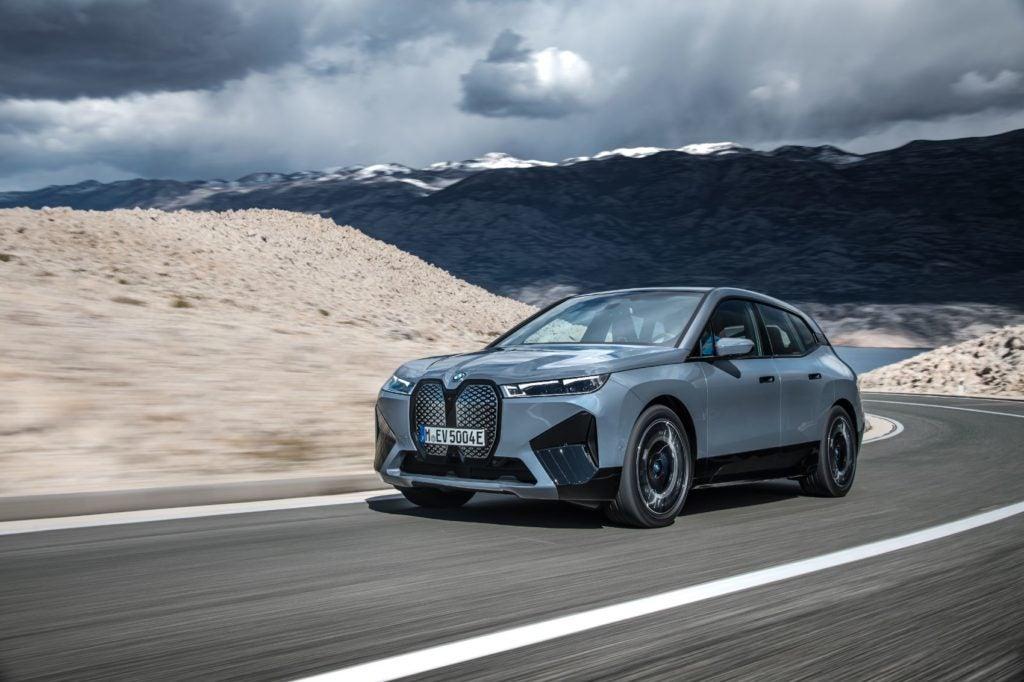 2022 BMW iX xDrive50 13
