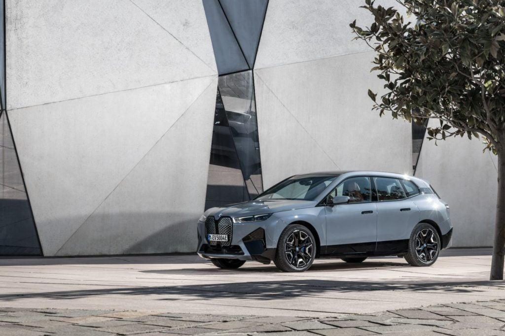 2022 BMW iX xDrive50 14