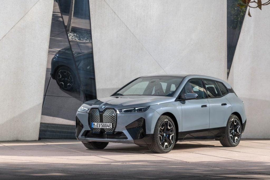 2022 BMW iX xDrive50 15