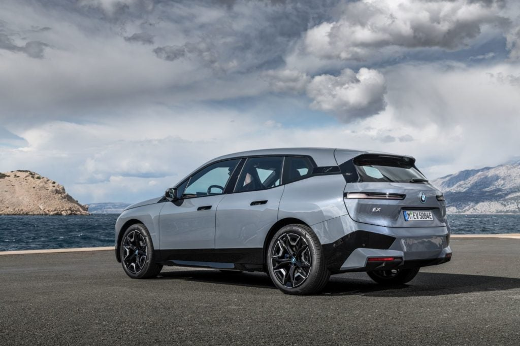 2022 BMW iX xDrive50 18