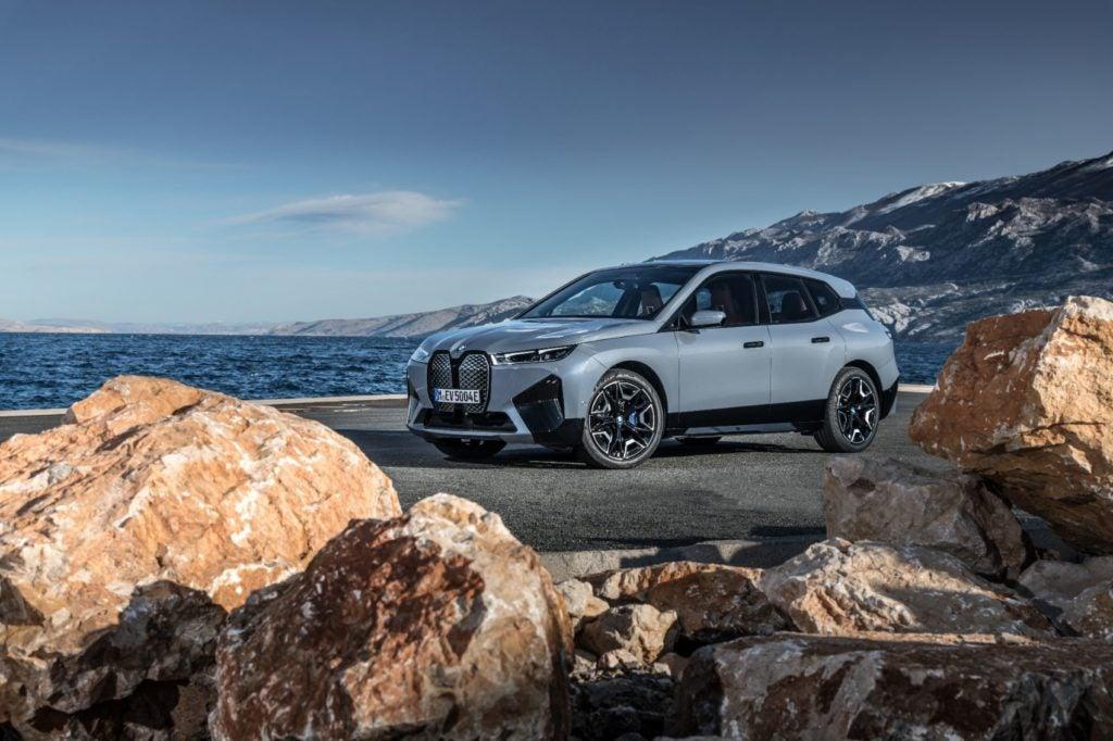 2022 BMW iX xDrive50 2