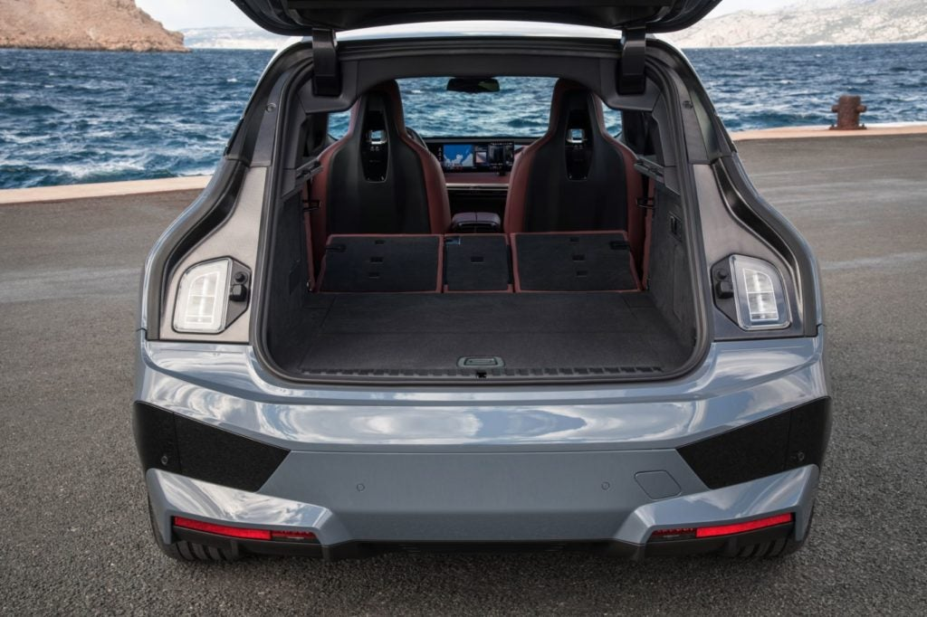 2022 BMW iX xDrive50 25