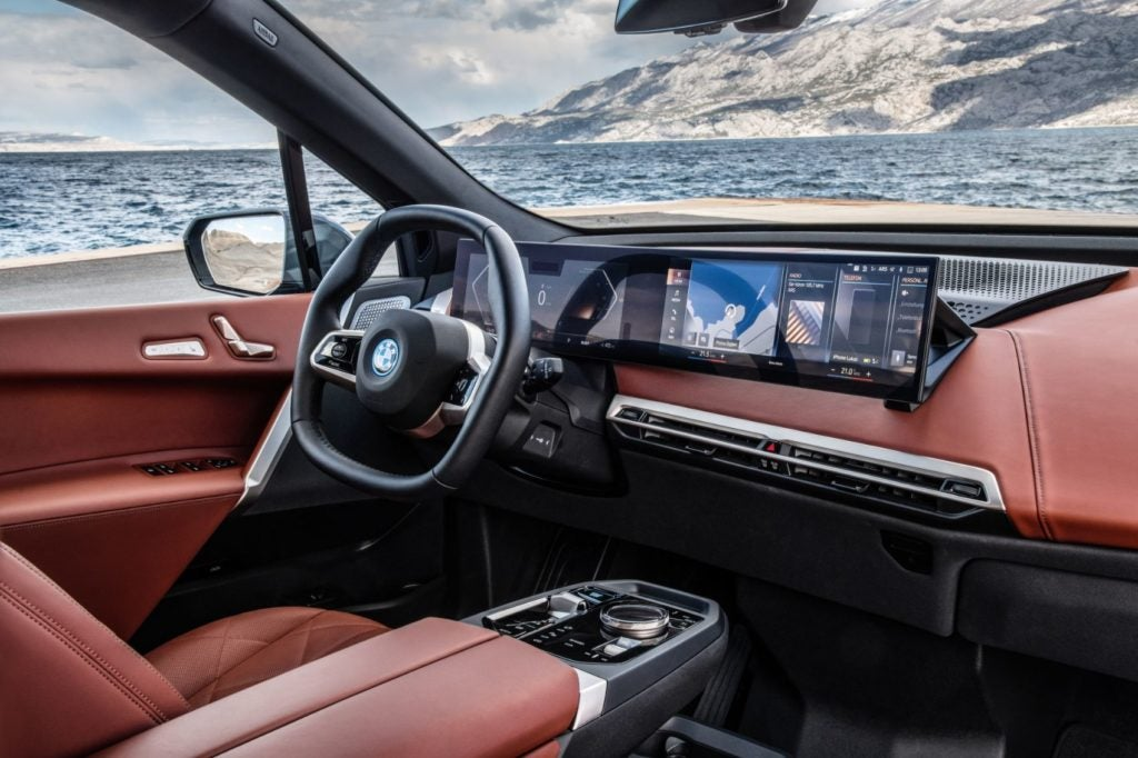2022 BMW iX xDrive50 29