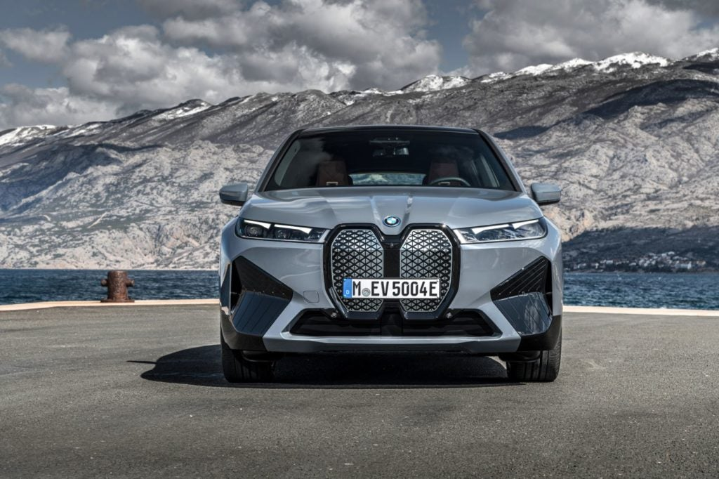 2022 BMW iX xDrive50 3