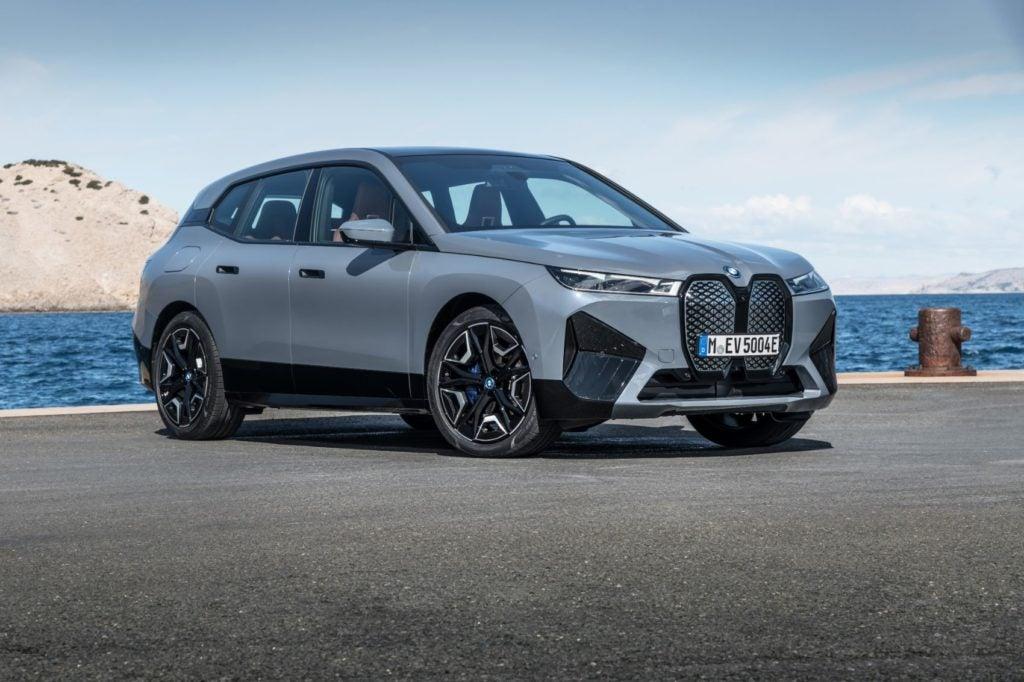 2022 BMW iX xDrive50 5