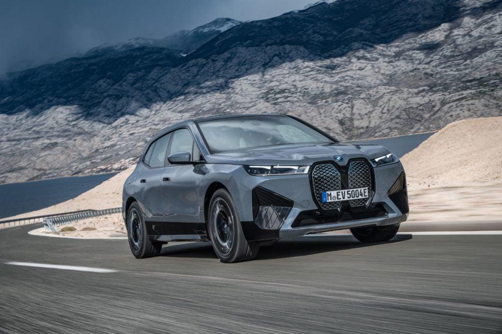 2022 BMW iX xDrive50 8