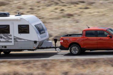 2022 Ford Maverick 8