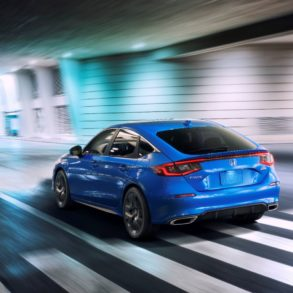 2022 Honda Civic Hatchback 1