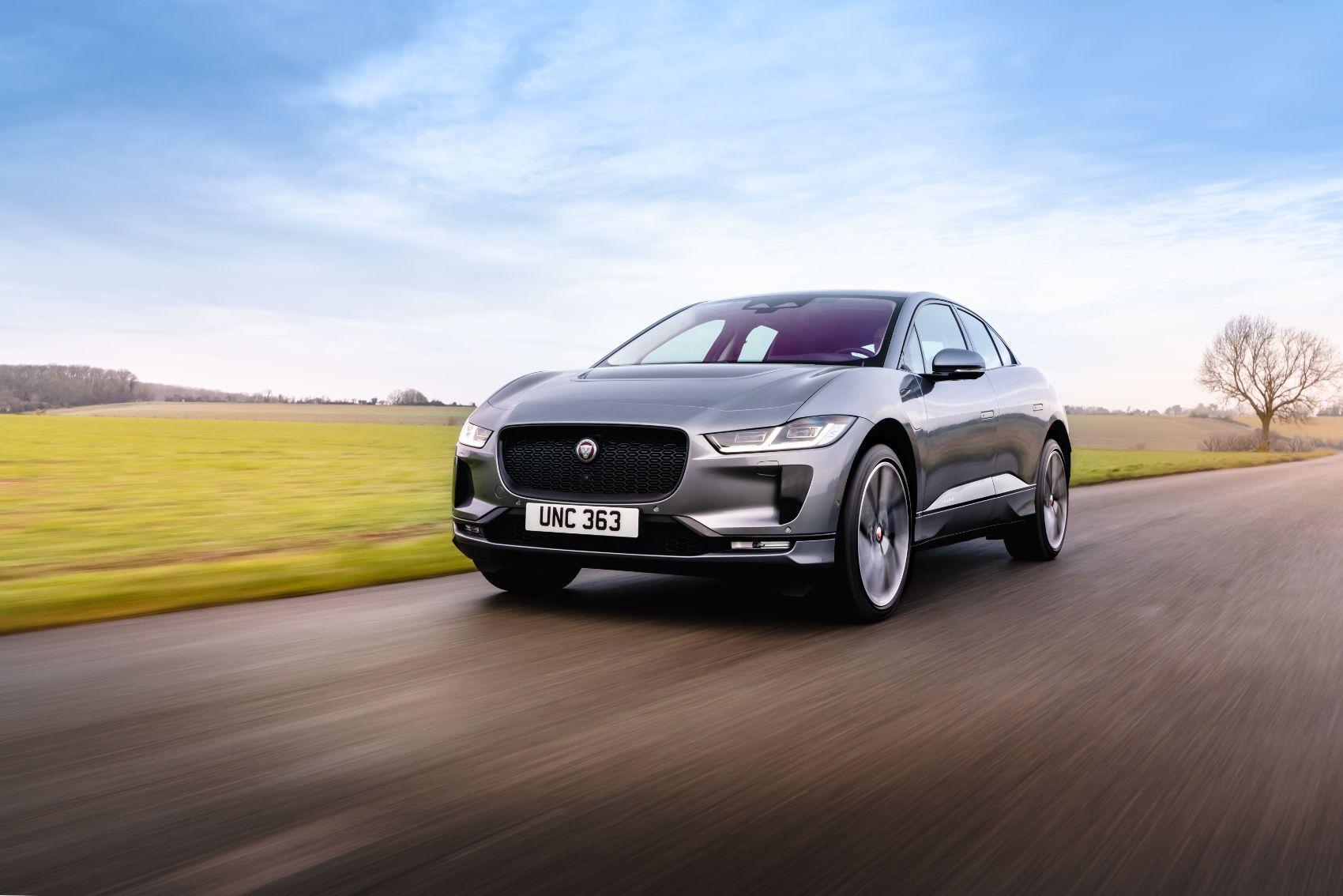 2022 Jaguar I PACE 1