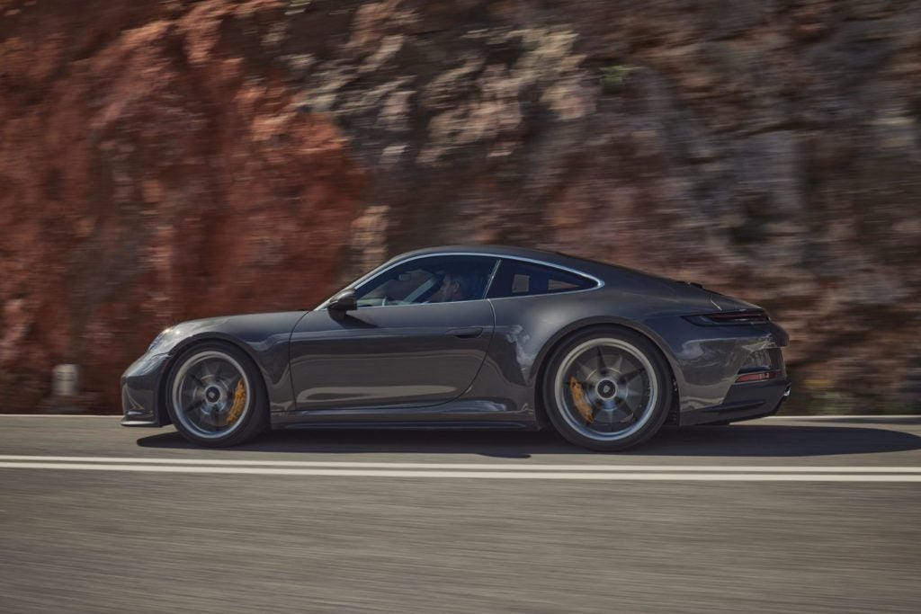 2022 Porsche 911 GT3 With Touring Package.