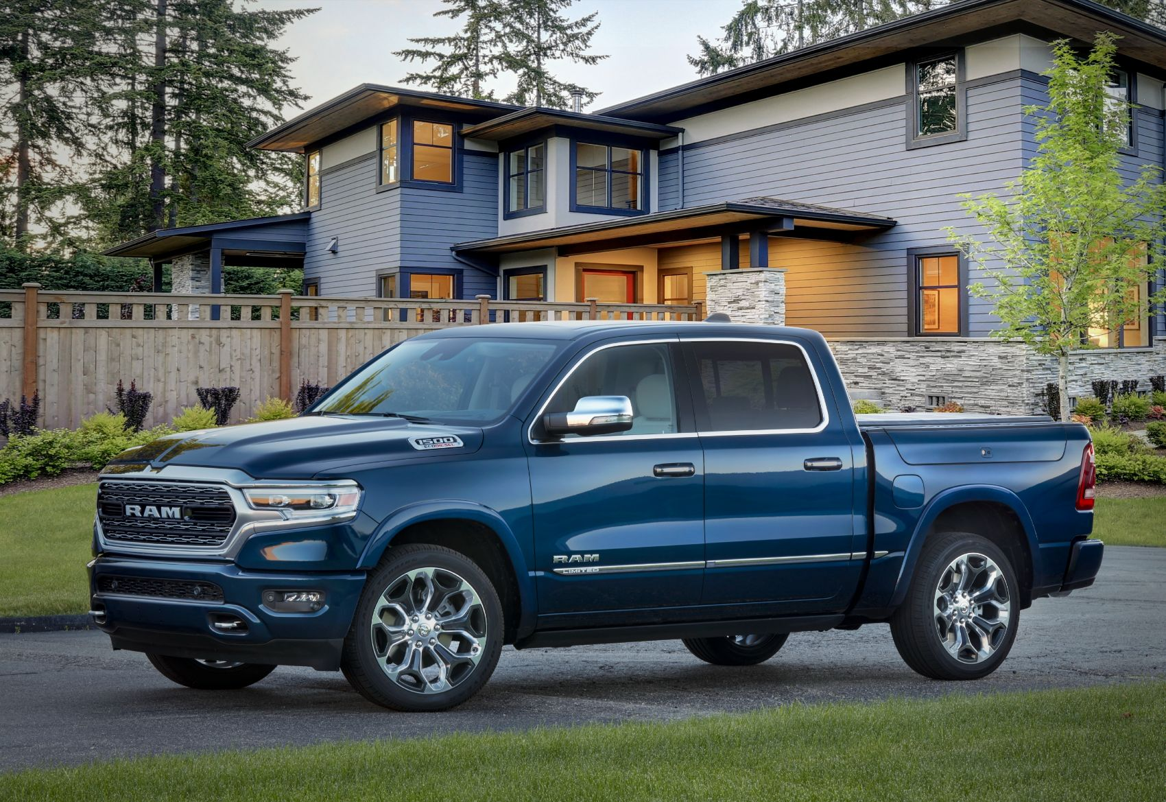 2022 Ram 1500 Limited Edition Celebrates a Decade of Cool Trucks