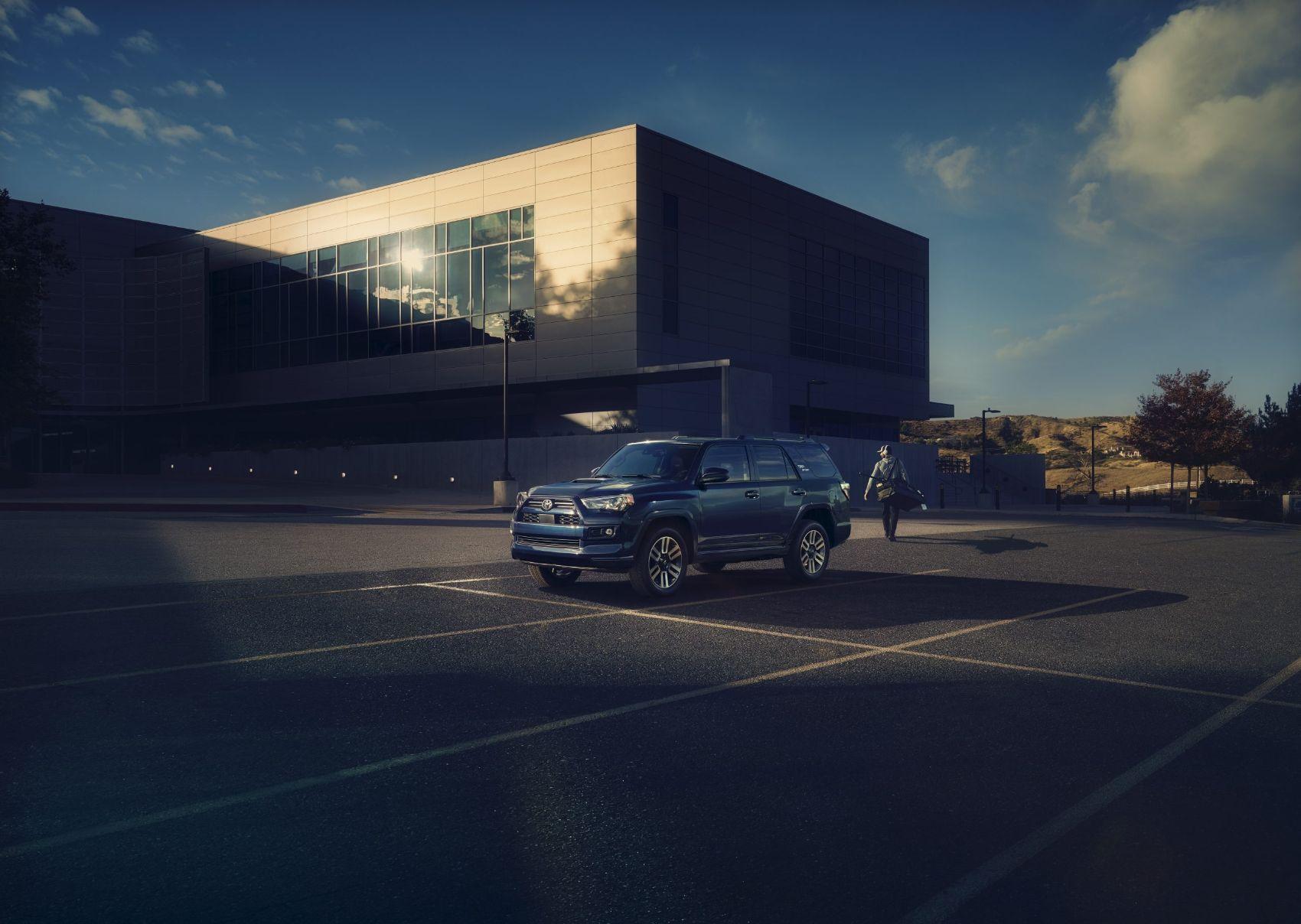 2022 Toyota 4Runner TRD Sport: A Fresh Take On Toyota's Venerable Family SUV