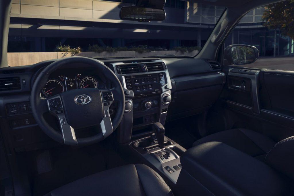2022 Toyota 4Runner TRD Sport.