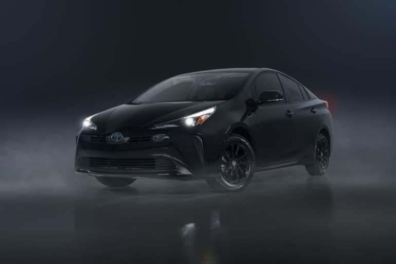 2022 Toyota Prius Nightshade Edition 1