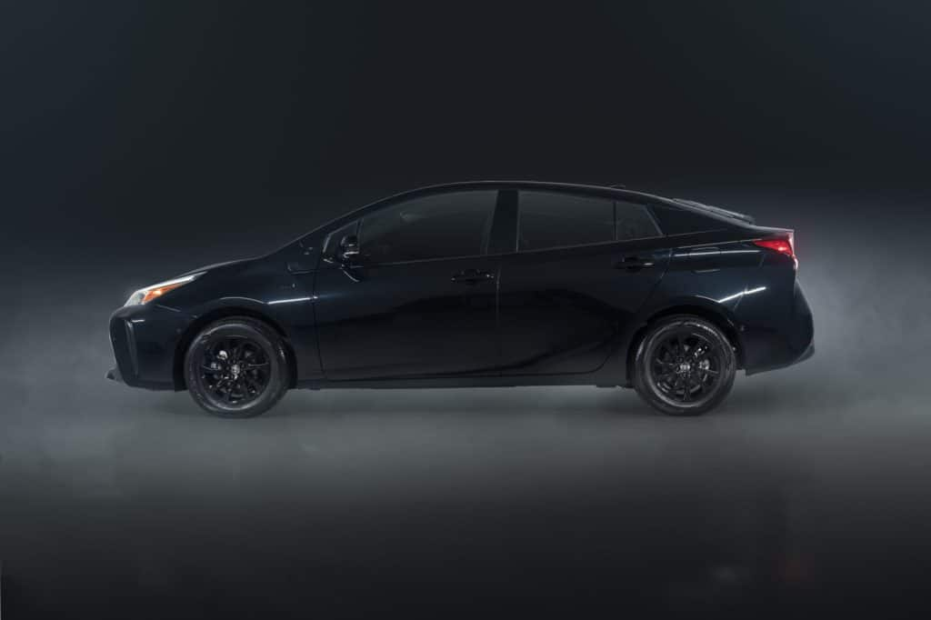 2022 Toyota Prius Nightshade Edition.