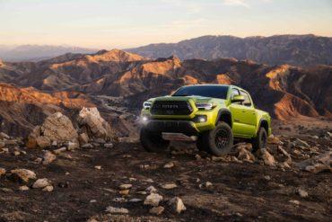 2022 Toyota Tacoma TRD Pro 3