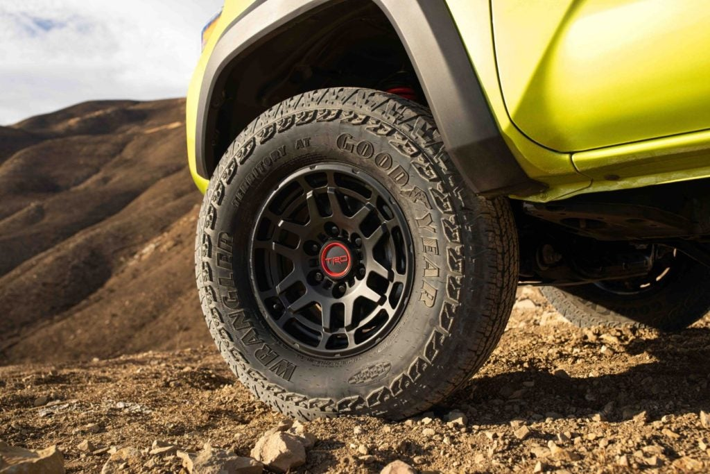 2022 Toyota Tacoma TRD Pro 6